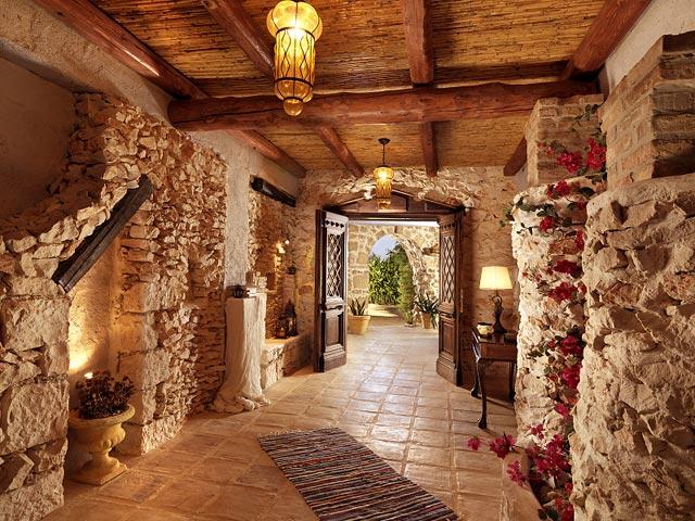 Bozonos Luxury Villas - Interior View