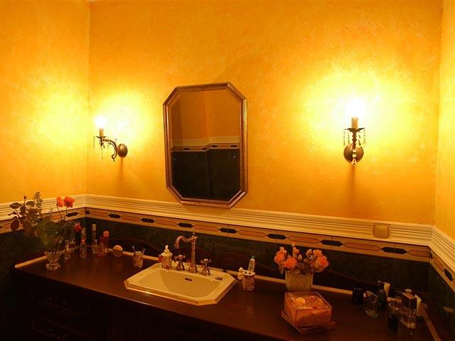 Bozonos Luxury Villas - Bathroom