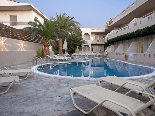 Axos Hotel -