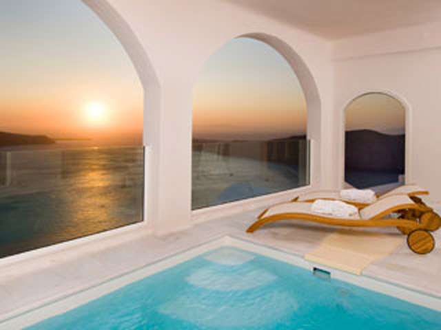 Gold Suites Santorini -
