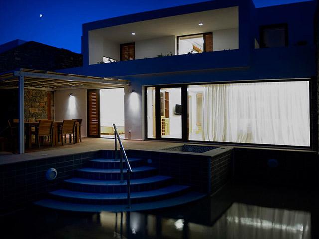 Elounda Peninsula Diamond Residences - Pool Area