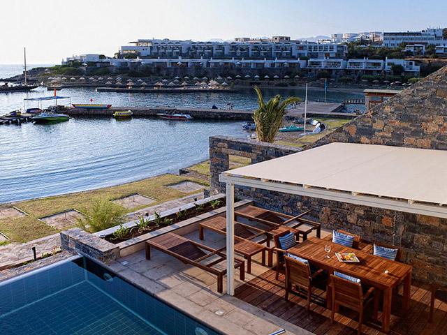 Elounda Peninsula Diamond Residences - Bar