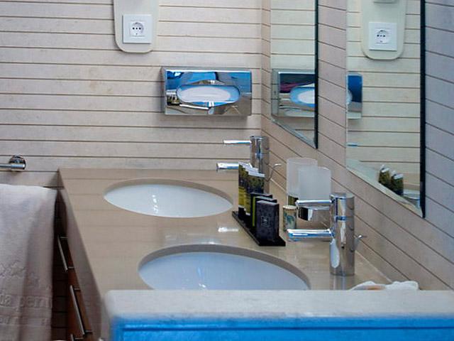 Elounda Peninsula Diamond Residences - Diamond Residence bathroom