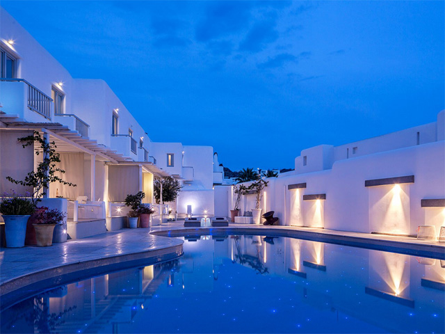 Mykonos Ammos Hotel - Special Offer up to 25% Reduction !! LIMITED TIME !!