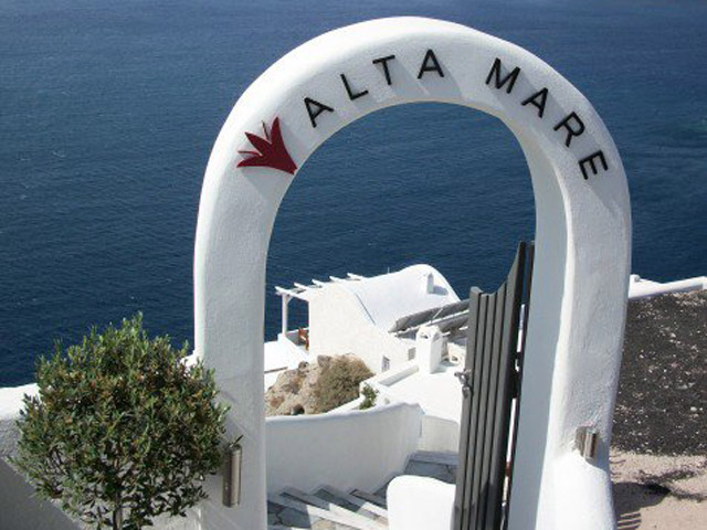 Alta Mare by Andronis -