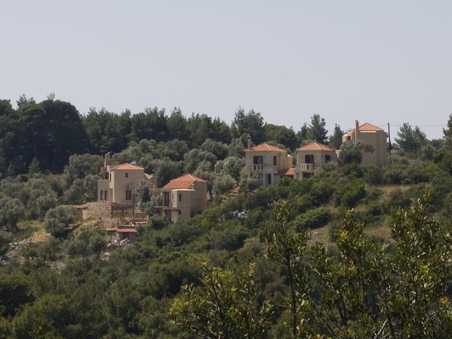 Poikilma Villas - Exterior View