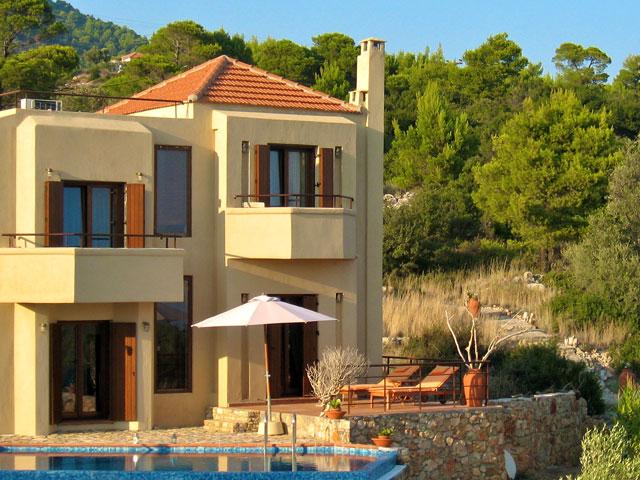 Poikilma Villas - Villa Ouranos