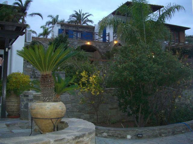 Paros Eden Park Hotel - Garden