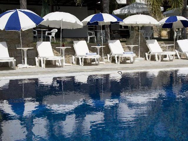 Paros Eden Park Hotel - Swimming Pool