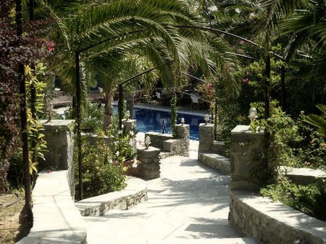 Paros Eden Park Hotel - Exterior View