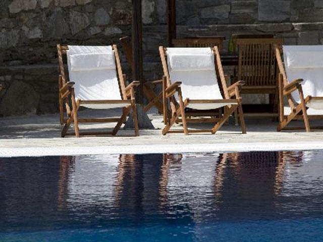 Paros Eden Park Hotel - Sunbeds