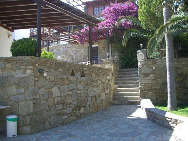 Paros Eden Park Hotel - Stairs