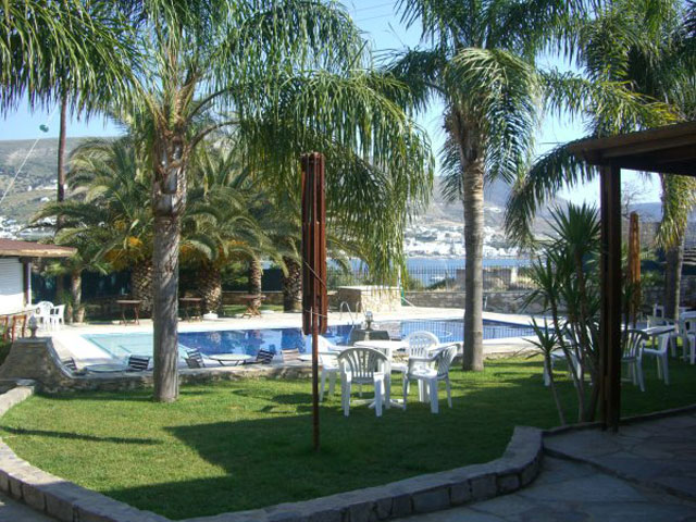 Paros Eden Park Hotel - Pool View