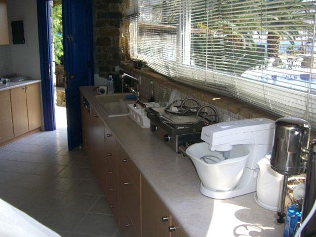 Paros Eden Park Hotel - Kitchen