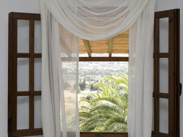 Paros Eden Park Hotel - Bedroom Window