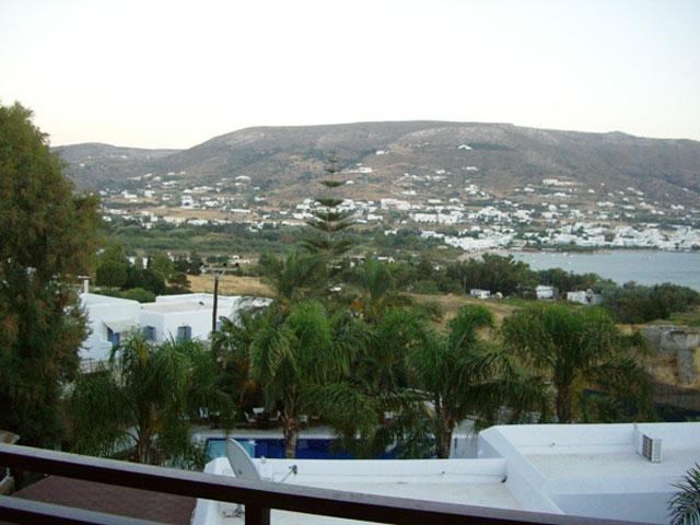 Paros Eden Park Hotel - Balcony View