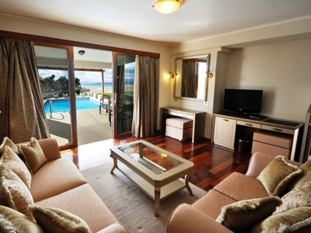 Kandias Castle Resort & Thalasso - Executive Suite View