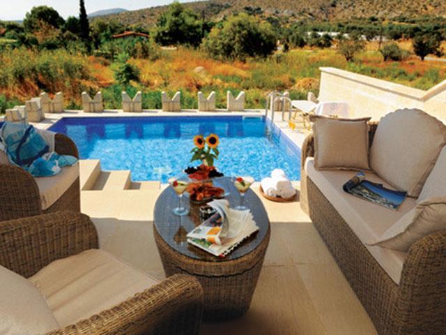 Kandias Castle Resort & Thalasso - Executive Suite Pool