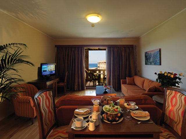 Kandias Castle Resort & Thalasso - Deluxe Suite