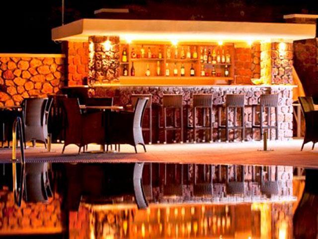 Astro Palace Hotel & Suites Santorini - Bar