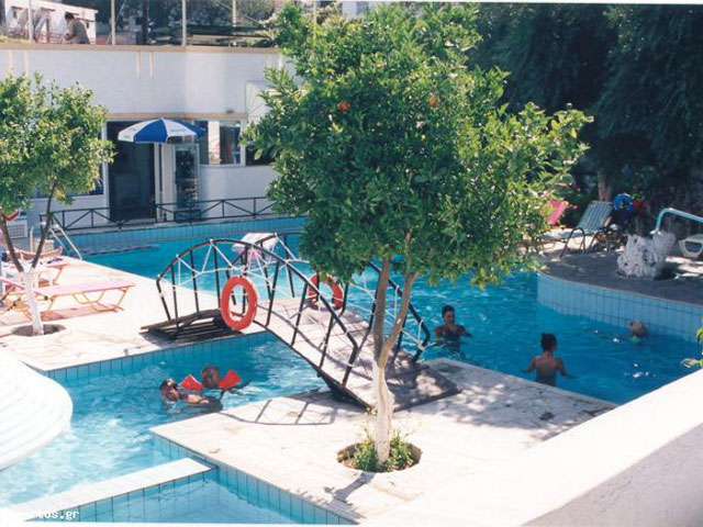 Kastro Hotel Myrtos - Swimming Pool