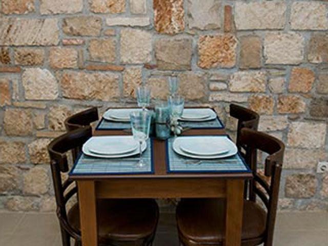 Enalio Suites - Restaurant