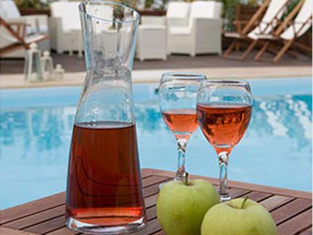 Enalio Suites - Pool Restaurant