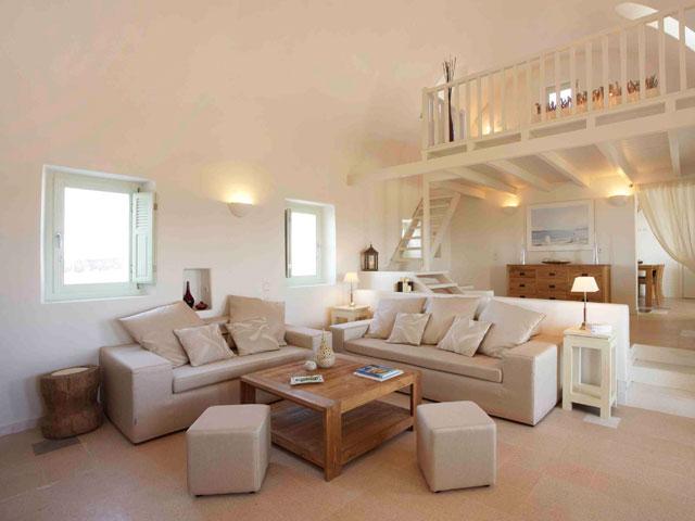 Black Rock Villa - Living Room
