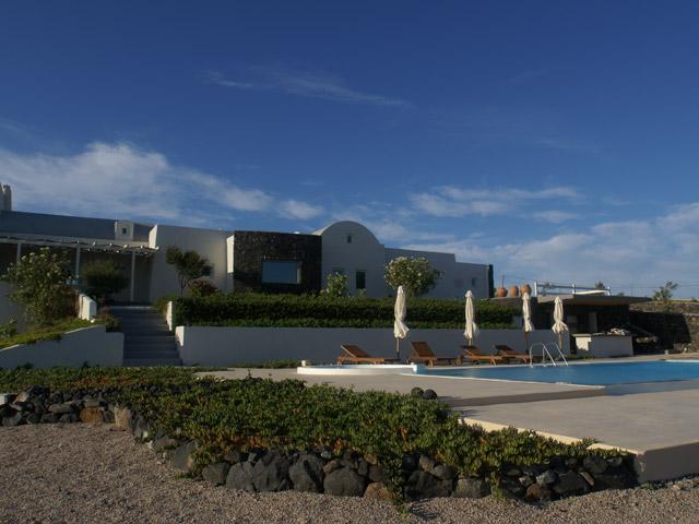 Black Rock Villa - Exterior view