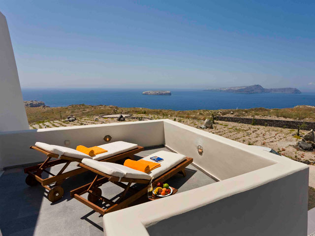 Black Rock Villa - Balcony View