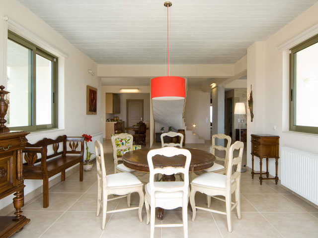 Ideales Resort - Corali Villa:Dining Room