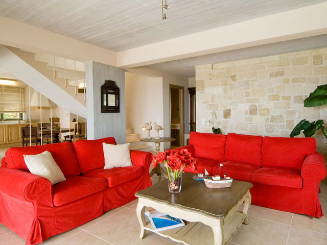 Ideales Resort - Living Room