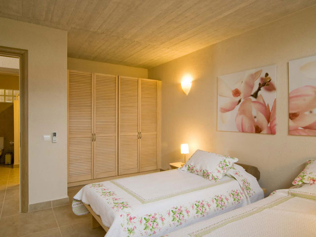 Ideales Resort - Corali Villa:Bedroom