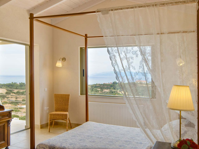Ideales Resort - Corali Villa:Bedroom