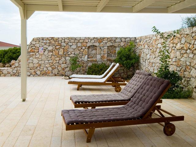 Ideales Resort - Litorina Villa:Sunbeds