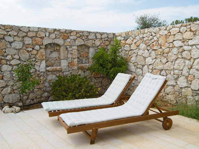 Ideales Resort - Litorina Villa:Sunbeds