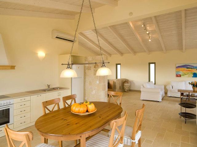 Ideales Resort - Litorina Villa:Kitchen