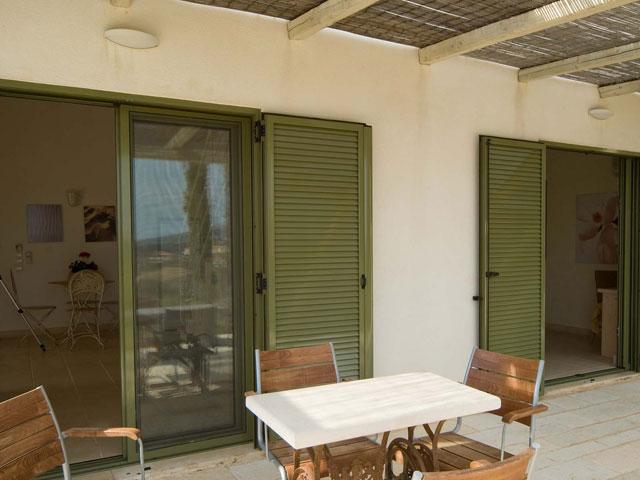 Ideales Resort - Mataki Villa:Balcony