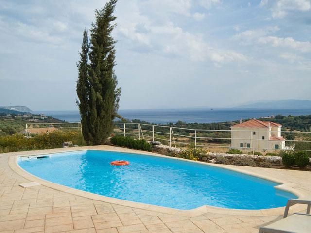 Ideales Resort - Mataki Villa:Swimming Pool