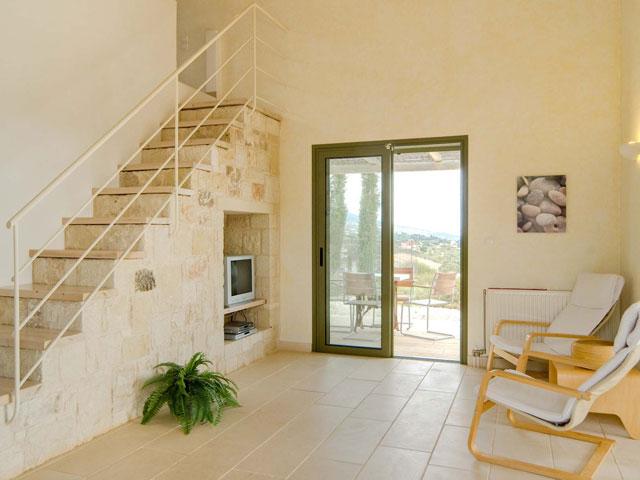 Ideales Resort - Mataki Villa:Stairs