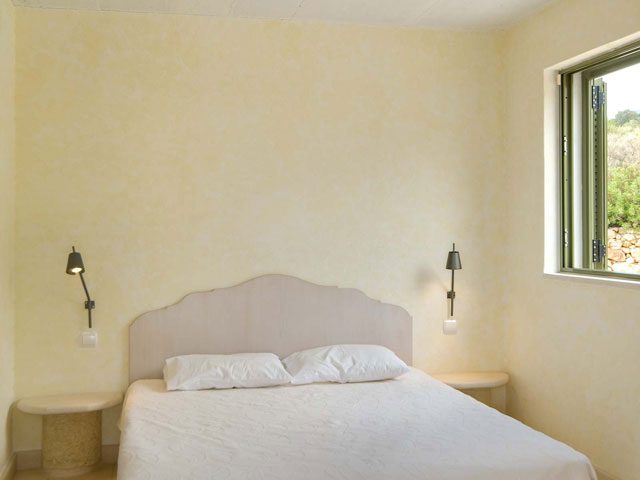 Ideales Resort - Mataki Villa:Bedroom