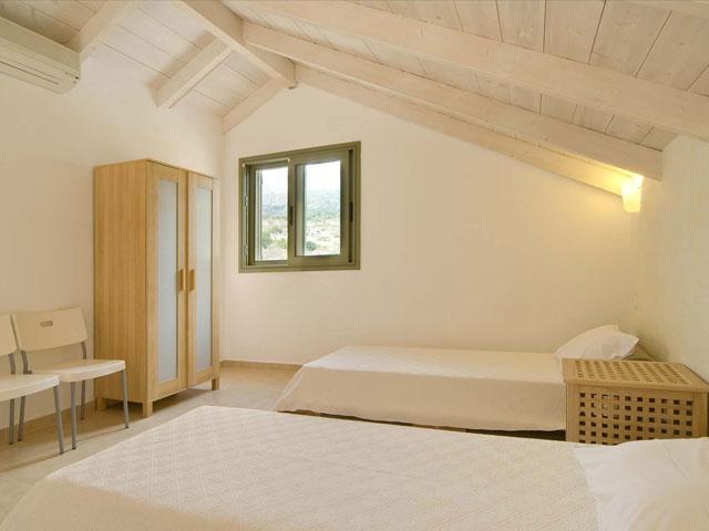 Ideales Resort - Mataki Villa: Bedroom