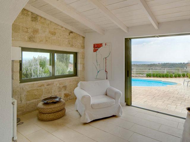 Ideales Resort - Mataki Villa:Living Room