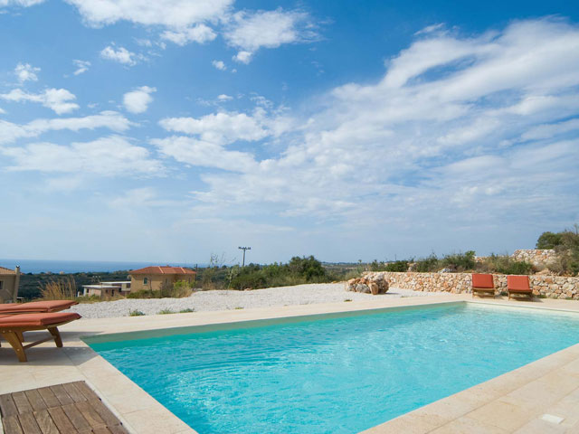 Ideales Resort - Nautilos Villa:Exterior View