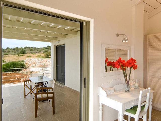 Ideales Resort - Nautilos Villa:Balcony