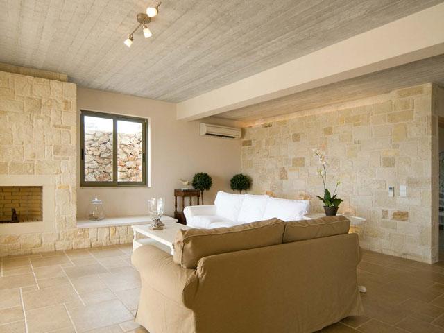 Ideales Resort - Nautilos Villa:Living Room