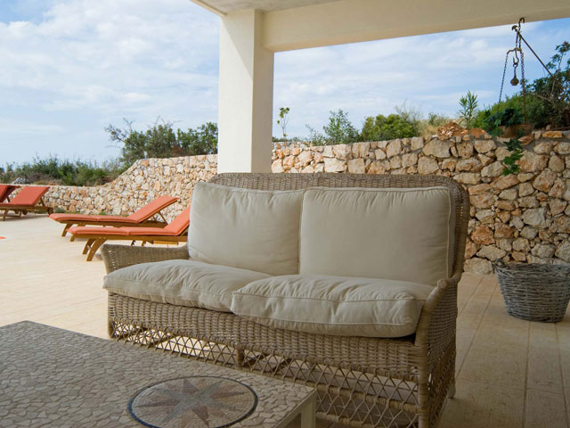 Ideales Resort - Nautilos Villa:Balcony