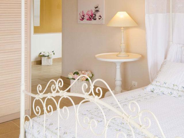 Ideales Resort - Nautilos Villa:Bedroom