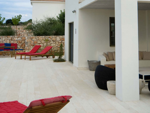 Ideales Resort - Corali Villa:Yard