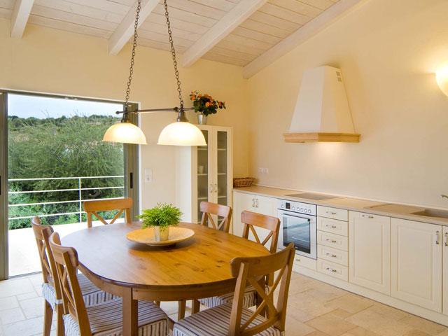 Ideales Resort - Xteni Villa: Kitchen